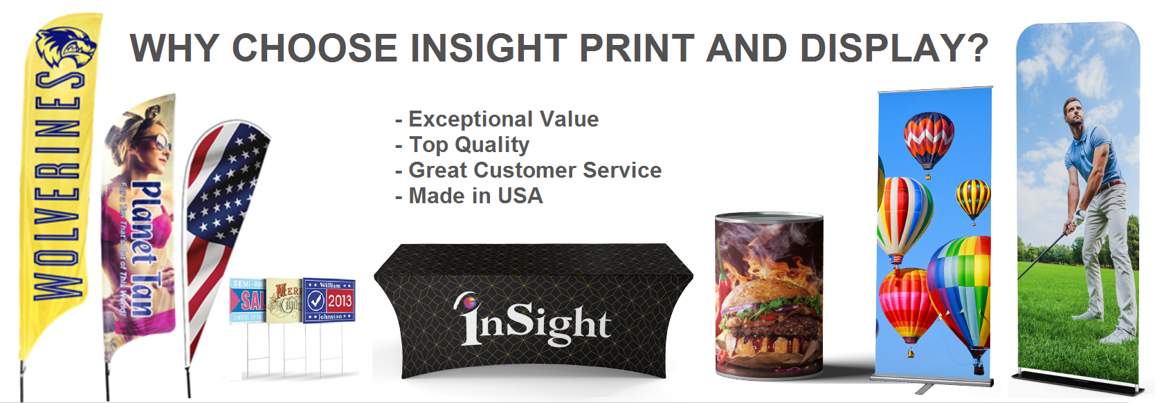 Why Choose Insight?